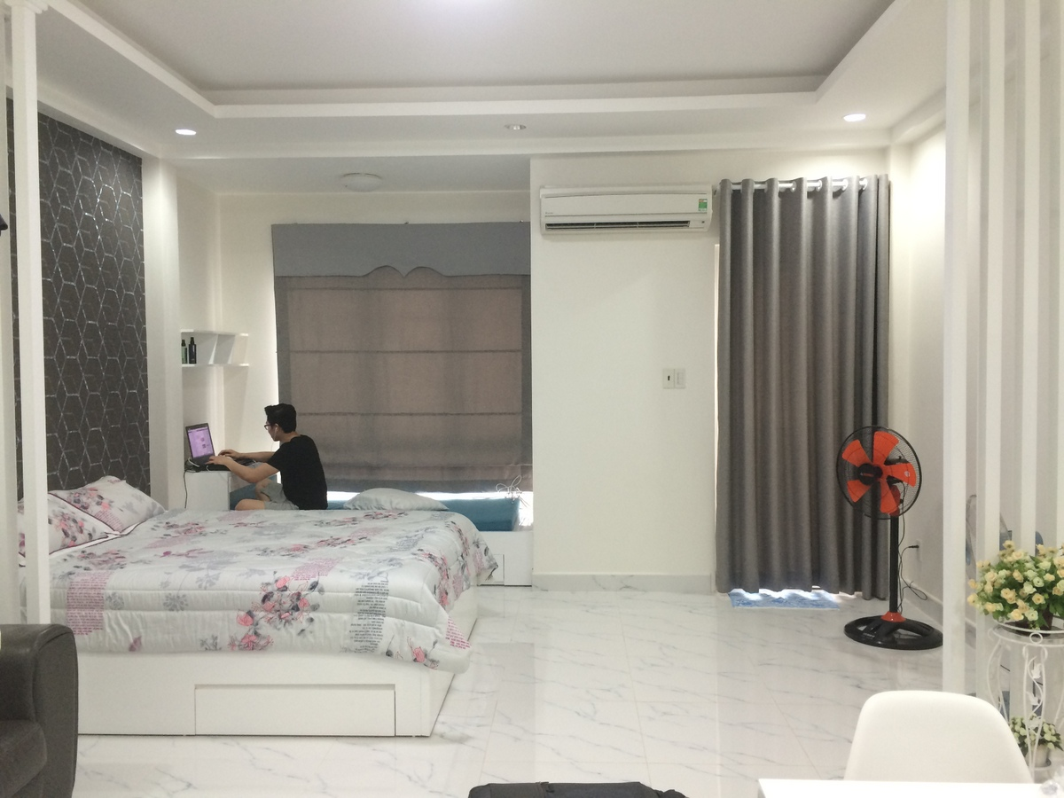 SERVICE APARTMENT FOR RENT IN THAO DIEN.