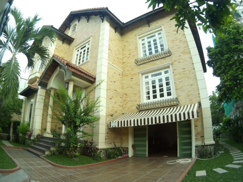 VILLA COMPOUND THAO DIEN FOR RENT, THAO DIEN DISTRICT 2
