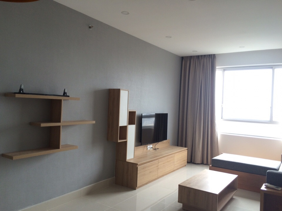 Tropic Garden 3 Bedrooms Apartment for Rent -  Full Furnished