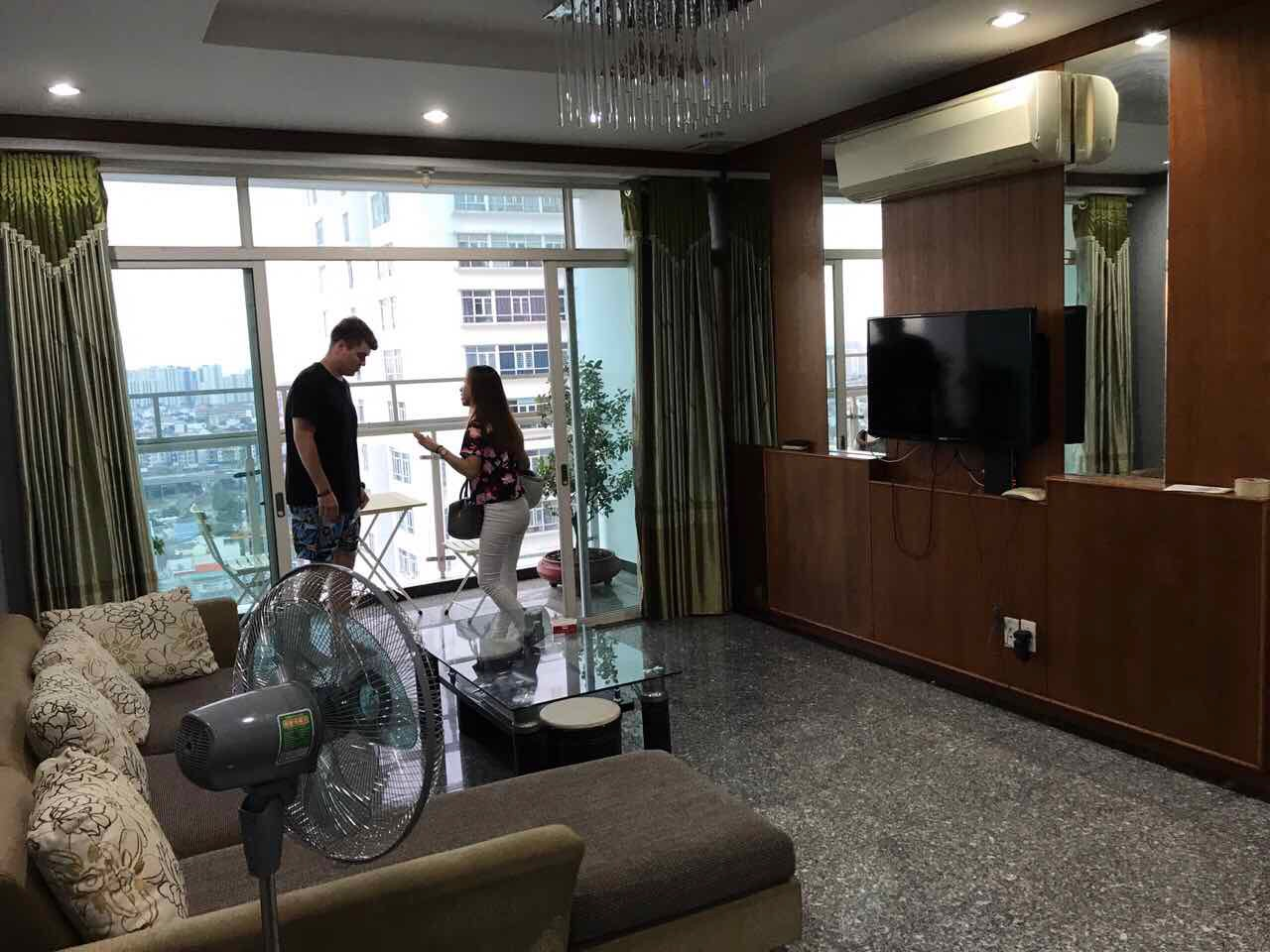 HOANG ANH RIVERVIEW 03 BEDROOMS APARTMENT FOR RENT
