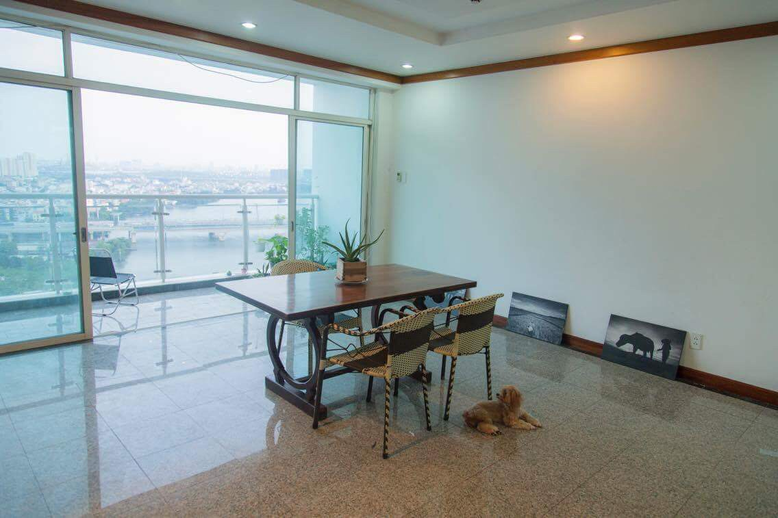 HOANG ANH RIVERVIEW APARTMENT FOR RENT
