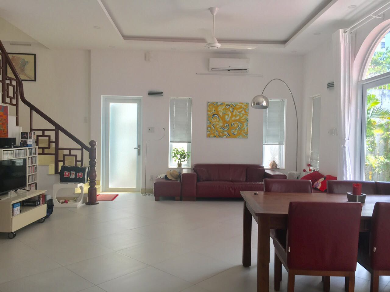HOUSE FOR RENT AT THAO DIEN