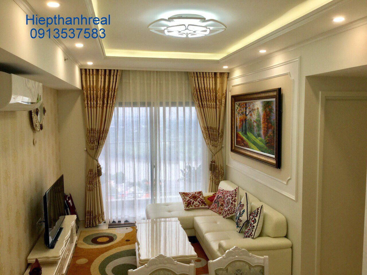 EUROPIAN STYLE MASTERI THAO DIEN APARTMENT FOR RENT