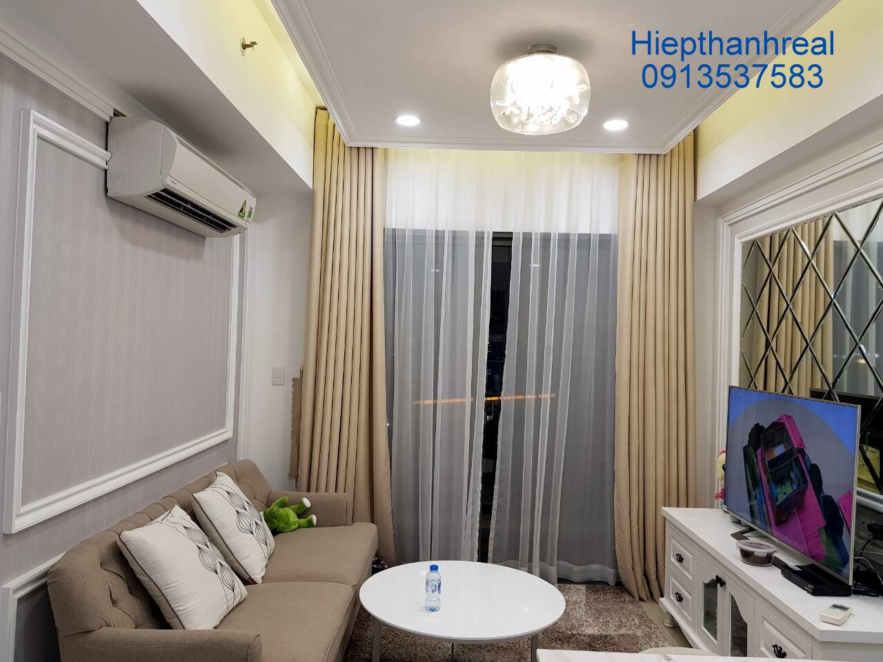 HIGH CLASS FUNITURE MASTERI THAO DIEN APARTMENT FOR SALE