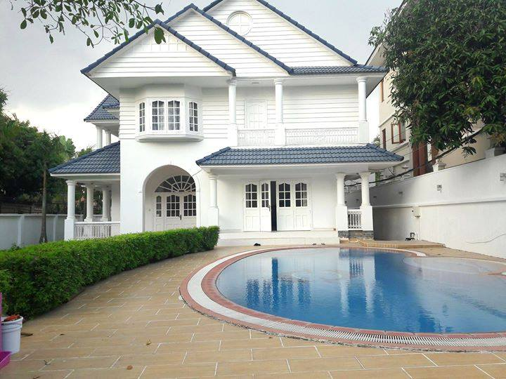 ELEGENT VILLA FOR RENT IN THAO DIEN
