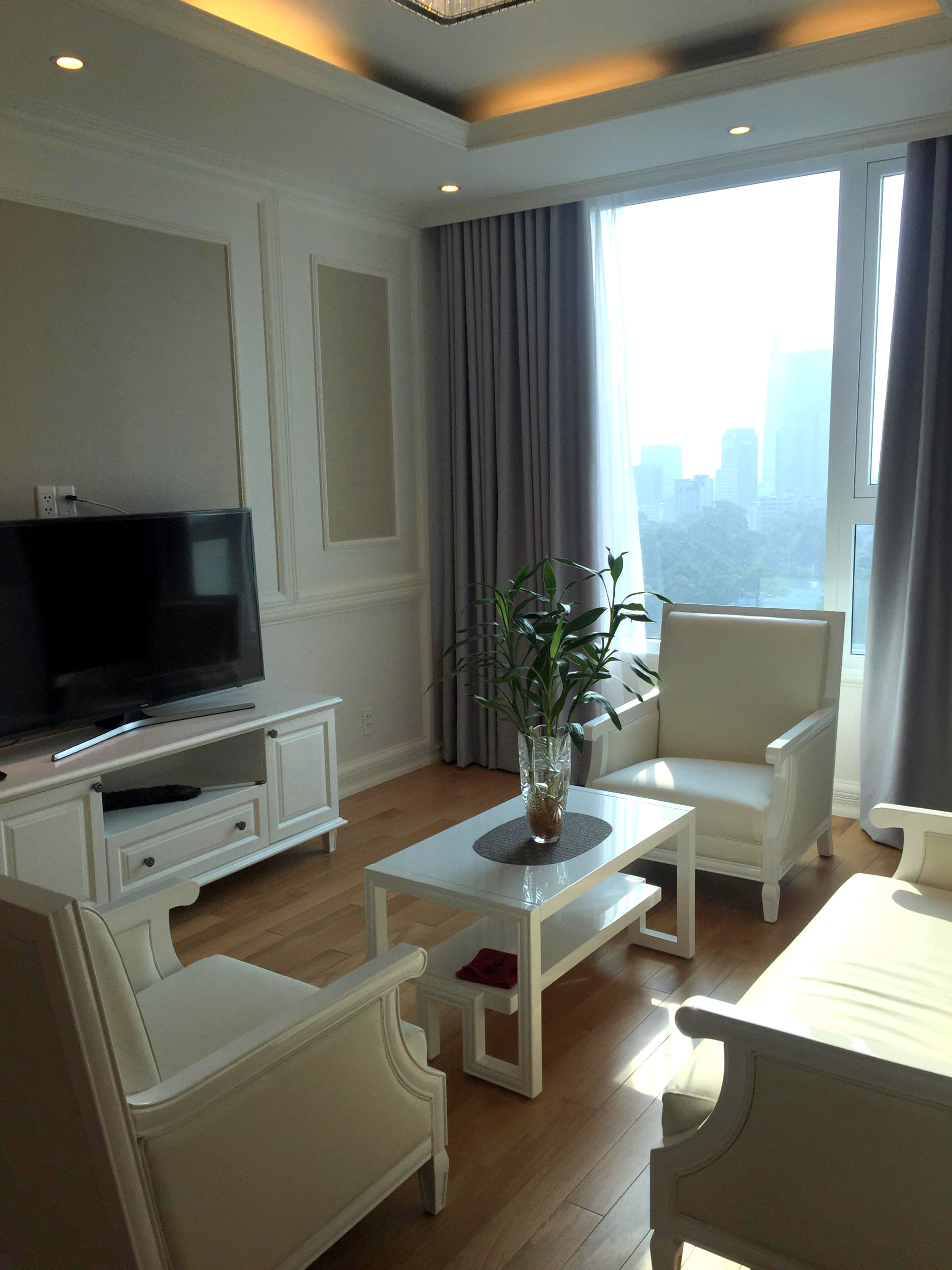 LUXURY LEMAN APARTMENT FOR RENT AT DISTRICT 3
