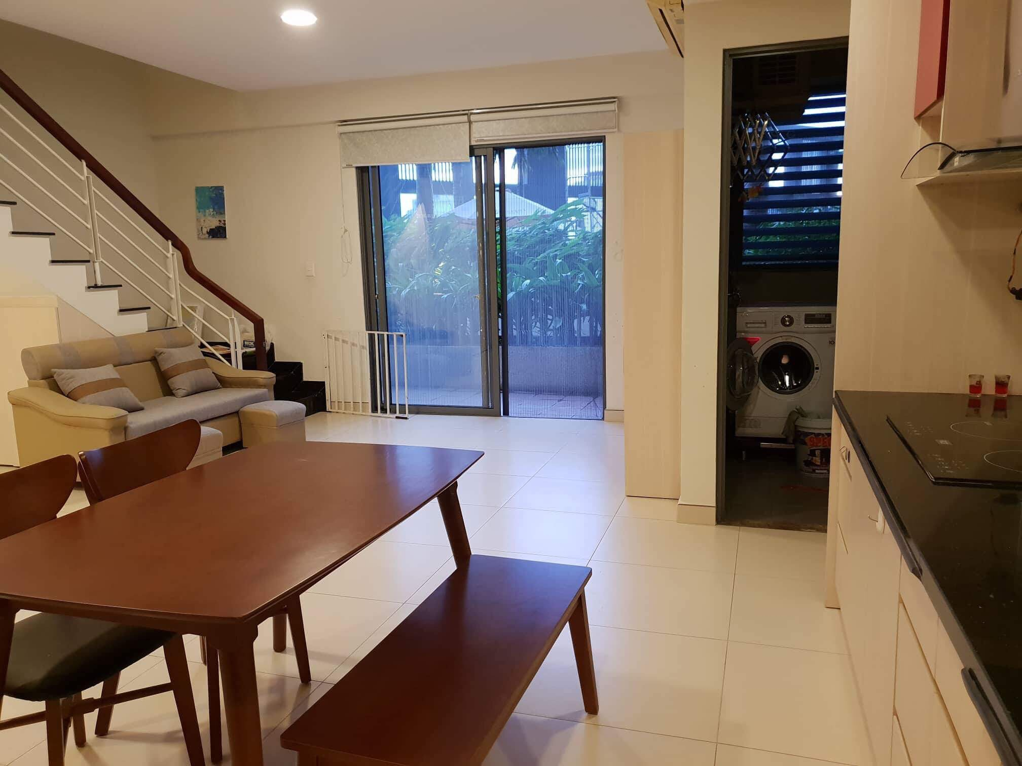 DUPLEX Masteri Thao Dien apartment for rent 2 bedrooms!