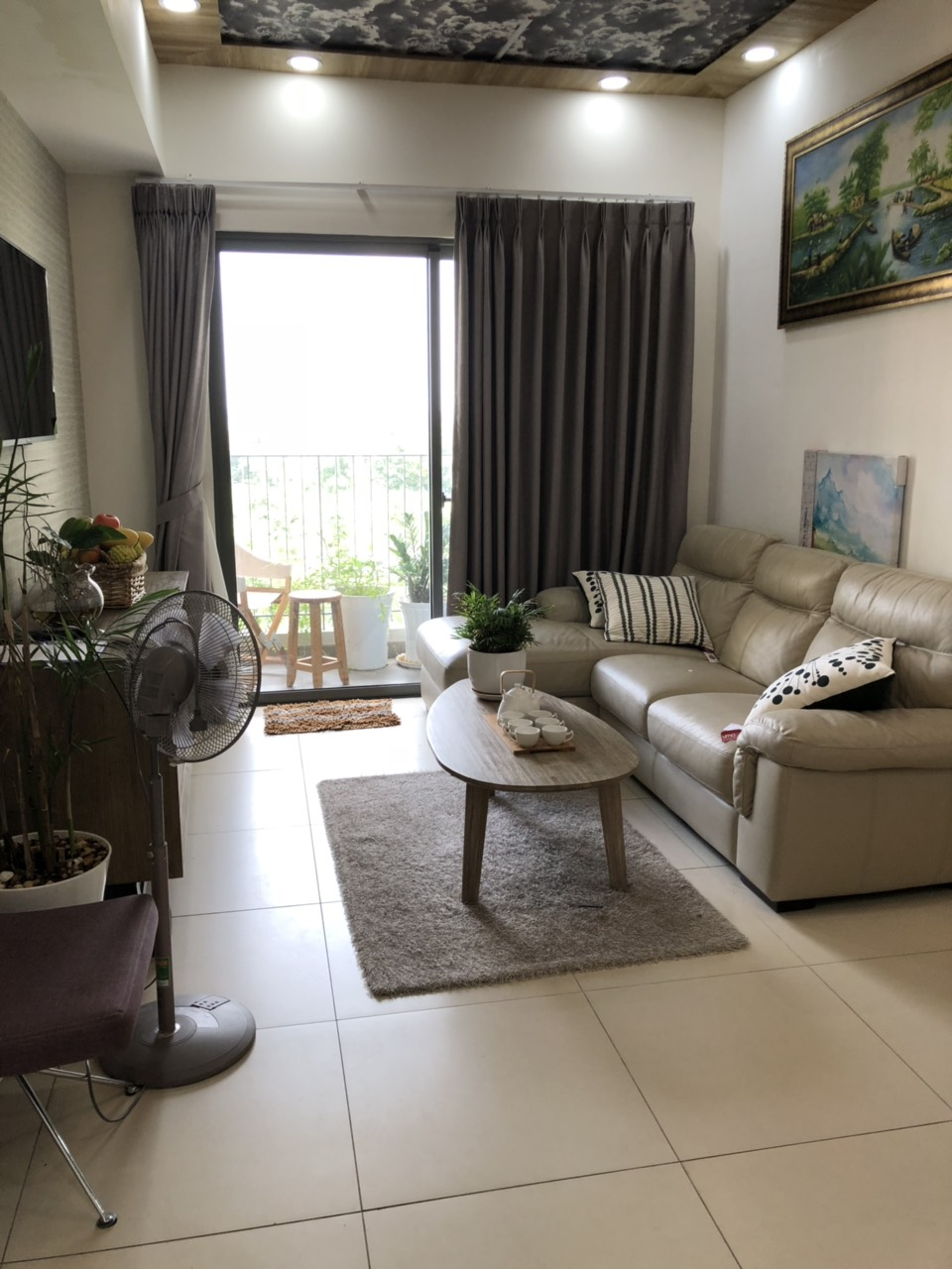 Nice Masteri Thao Dien apartment for rent 2 bedrooms!