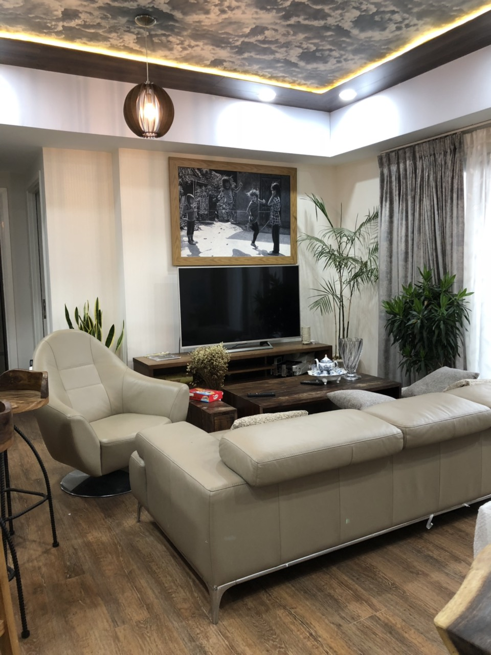 Masteri Thao Dien apartment (3 bedrooms), fully furnished VND 6,570 Billion!
