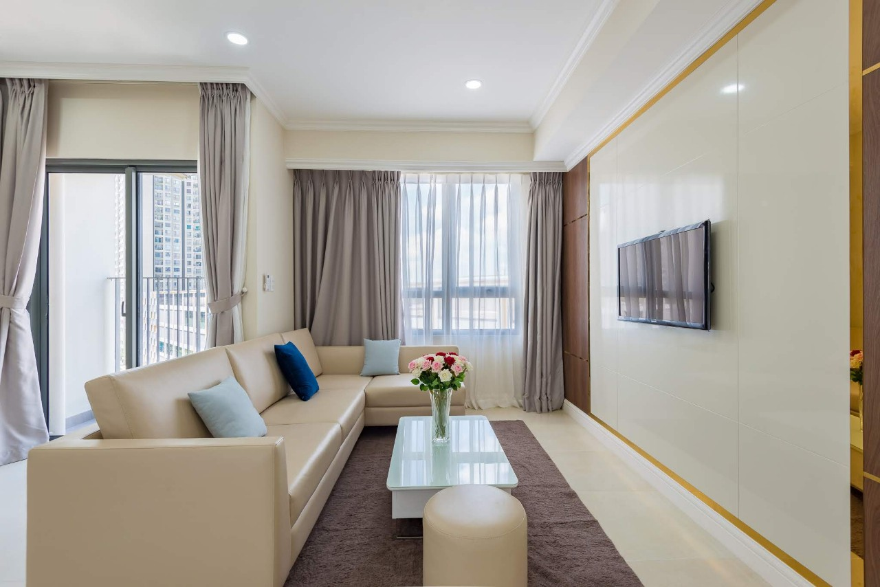 SALE: Masteri Thao Dien apartment (2 bedrooms), fully furnished VND 4 Billion!
