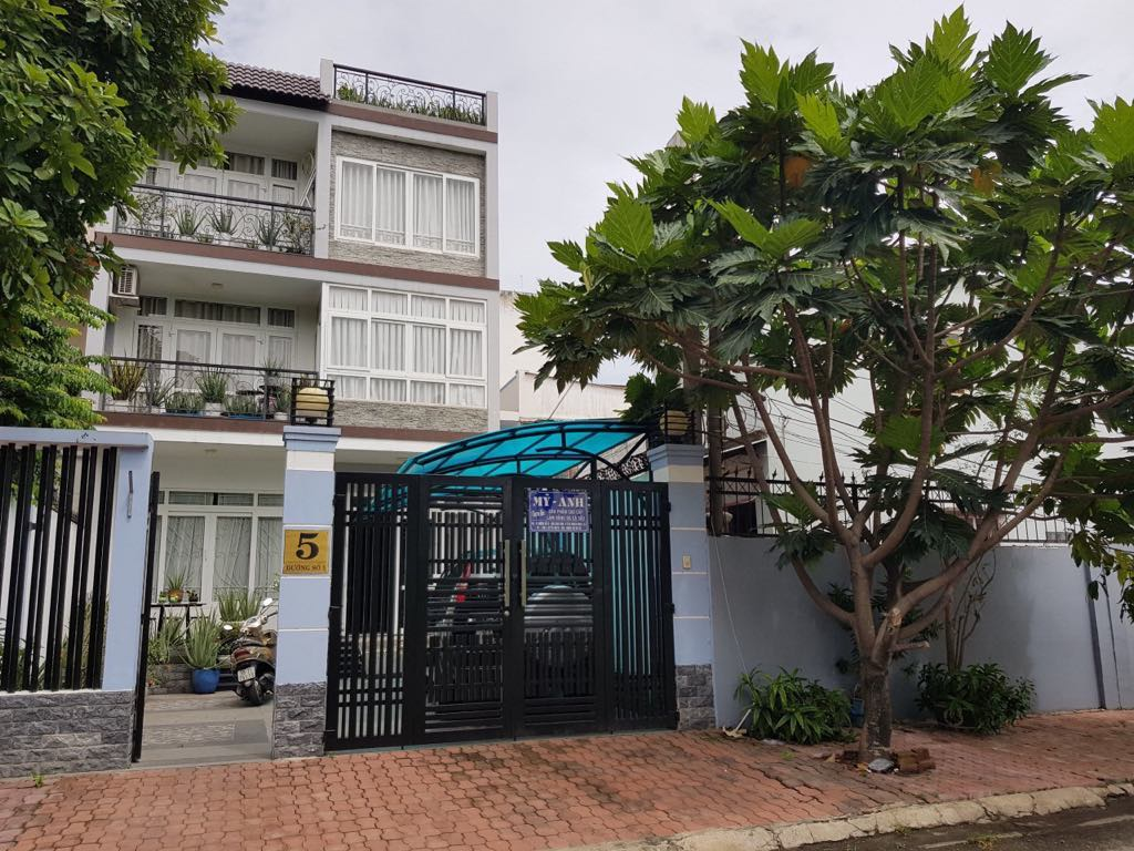 For sale villa in Nam Long Resident, District 7