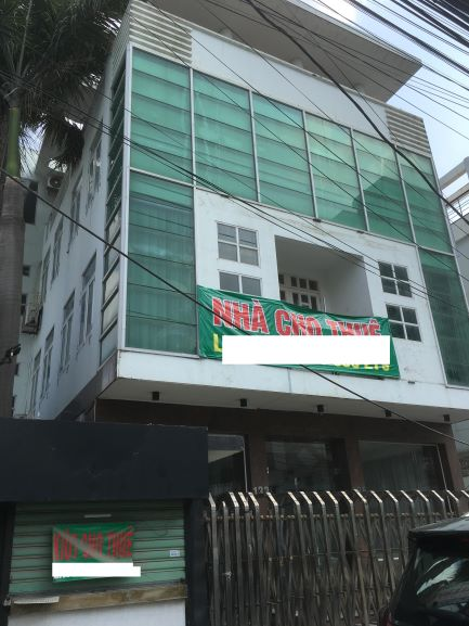 For rent villa at Luong Dinh Cua street, District 2.