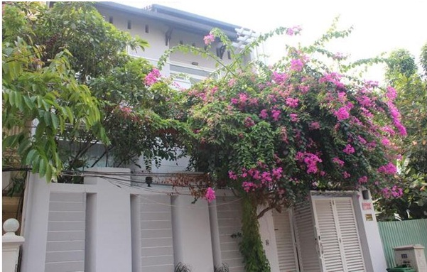 BEAUTIFUL VILLA FOR RENT IN THAO DIEN