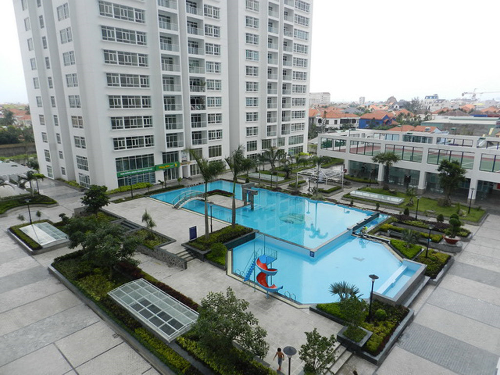 BEAUTIFUL VIEW AT HOANG ANH RIVERVIEW APARTMENT FOR RENT