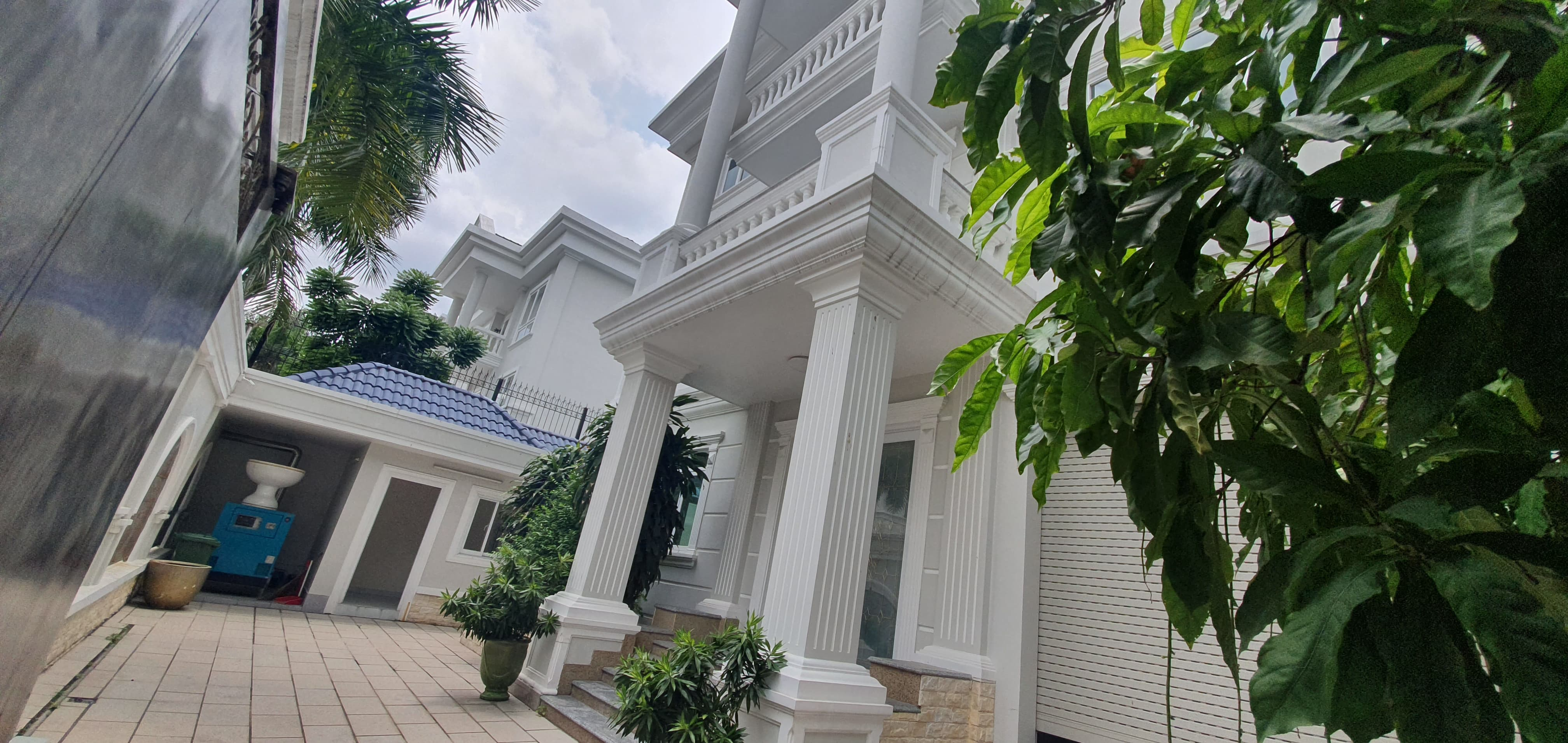 Luxury Villa Thao Dien for rent in Thao Dien.