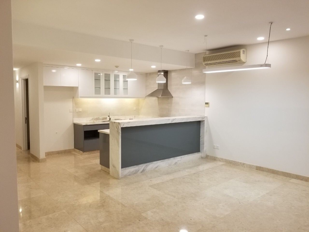 Duplex River Garden for rent at Thao Dien ward, dist 2,