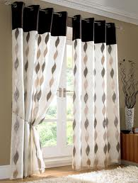 Curtain and Wallpaper